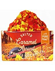 - Bath & Body Works SALTED CARAMEL APRICOT Whipped Body Butter