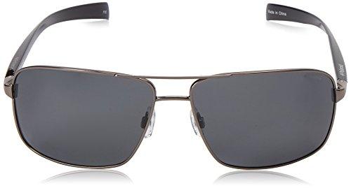 Sonnenbrille 2023 Grey Pz Dkruth Negro PLD S Polaroid Black ZdwSqd