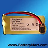 Empire Rechargeable Battery for Uniden Bt-1002, Office Central