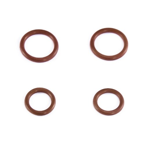 1986-1993 Ford Mustang Fuel Line O Ring Seals; 4pc. Replacement Hardware