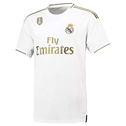 low priced e2ba7 5a548 Buy Real Madrid Jersey (only Jersey) Non 2019-2020 Online at ...