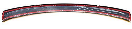 Auto Accessories Dealer Rear Bumper Guard for Mazda CX-5 2012-2016.5 Black Trim