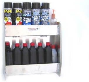 Pit Posse PP107 Ratio Rite Caddie Aluminum Cabinet Shop Garage Enclosed Race Car Nhra Trailer Accessory