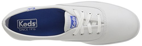 Donna top White Low WH4 Keds Leather tqxp1nv
