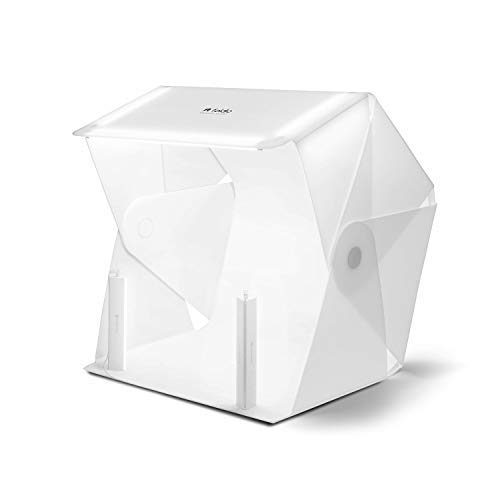Tent Photo (foldio3 + Halo Bars (25