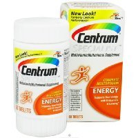 Centrum Specialist Energy, Multivitamin Tablets, 60-Count