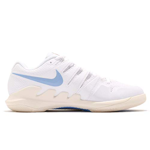 100 Vapor White Nike da Cream University HC Scarpe X Uomo Light Blue Fitness Zoom Air Multicolore ZRAnRT1