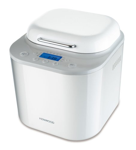 Amazon.com: Kenwood Breadmaker - Panera Kenwood 11 programas ...