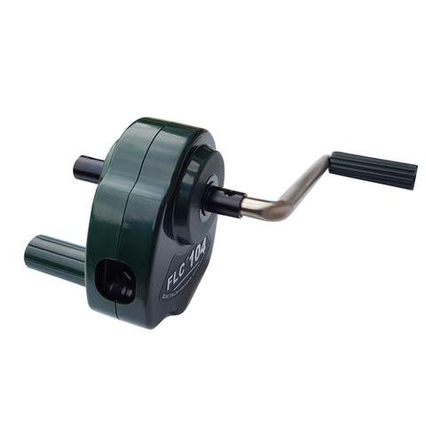 ewall Manual Hand Crank Winch for Greenhouse Ventilation ()
