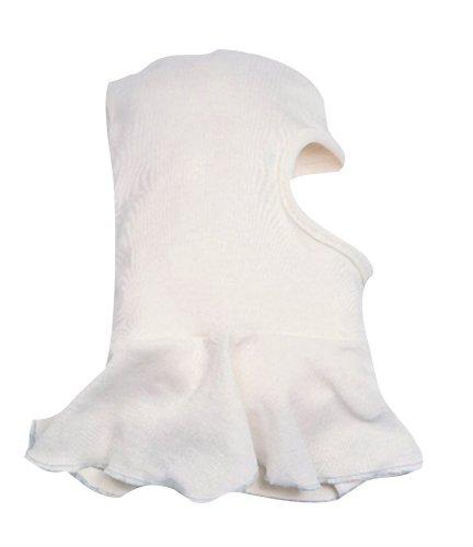 Jackson Safety 14504 Nomex White Winterliner Hood