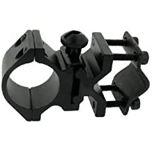 Flashlight and Laser Sight Mount with Barrel Adapter