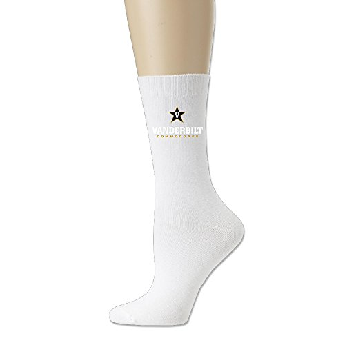 Price comparison product image 1686 Vanderbilt Commodores-alternate-2008 Cotton Cotton Socks Painting Crew Socks