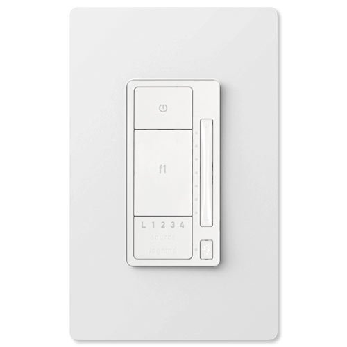 Legrand ON-Q Digital AUDIO High Performance Amplified Keypad - White (AU7050-WH)