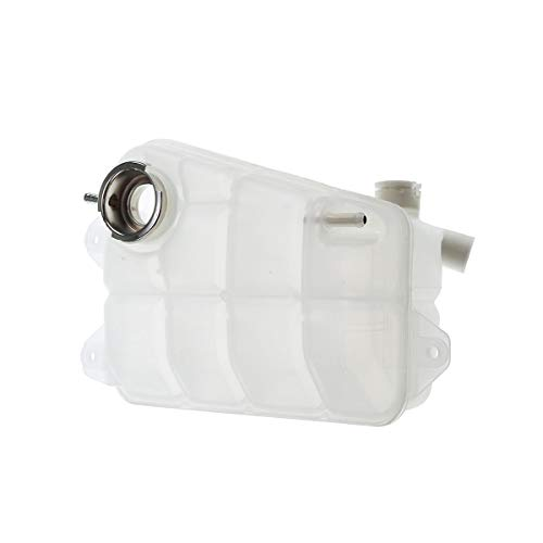 A-Premium Coolant Expansion Tank for Mercedes-Benz W126 300CD 300SD 300SE 300TD 380SE 380SEL 420SEL 450SEL 500SEC 560SEL