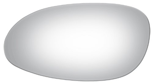 Flat Driver Left Side Replacement Mirror Glass for 1997-2005 Buick Century (Fwd)