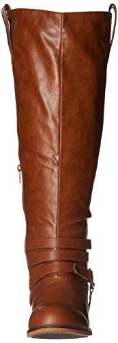 Bailey Co Boot Riding Women's Chestnut Calf Wide Extra Brinley Xwc q7xwAAP