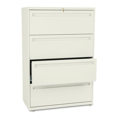 HON784LL - HON 700 Series Four-Drawer Lateral File