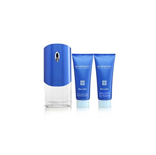 Givenchy Blue Label 3 Piece Gift Set for Men - Givenchy Blue Spray