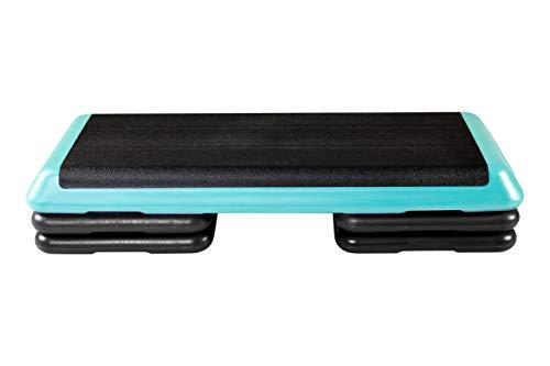 The Step Original Aerobic Platform - Health Club Size - With Four Original Risers