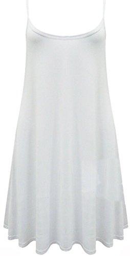 Ibiza Sunset - Camiseta sin mangas - para mujer blanco