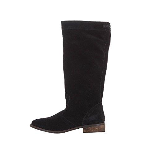 Diesel Damen Stiefel PRARIE schwarz