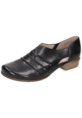 Schwarz Slipper Damen Piazza Schwarz 840768 1 g67BBfx