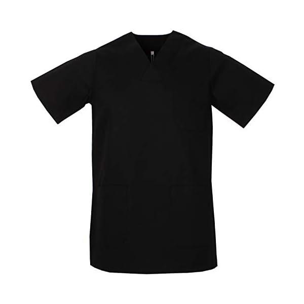 MISEMIYA - Camisa Camisetas Unisex Uniformes LABORARES ESTÉTICA Dentista - Ref:T817 1