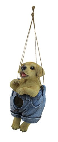 by The Seat of Their Pants Hanging Animal Bird House -