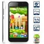 4.7 inch ZOPO ZP700 Android 4.2 3G Smartphone MTK6582 Quad Core 1.3GHz 1GB 4GB QHD Screen GPS Dual Cameras