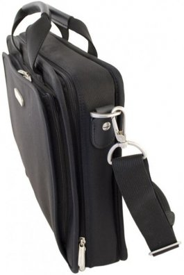 Offermann Aero Laptoptasche mit APS / Shoulderbag 12 10 schwarz QofwMdr6X