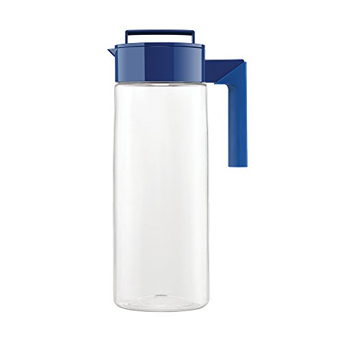Takeya Airtight Pitcher 2 Quart Blue product image