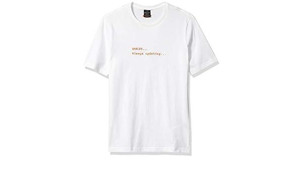 Oakley - Camiseta de Manga Corta: Amazon.es: Ropa y accesorios