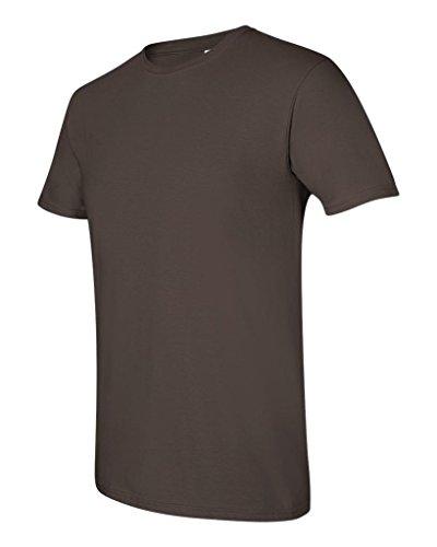 Gildan- Camiseta de manga corta para mujer Kšnigsblau