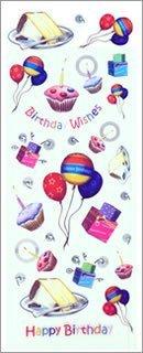 Fun Stickers Happy Birthday