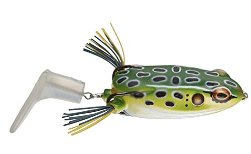 BOOYAH ToadRunner Hollow Body Frog Lure