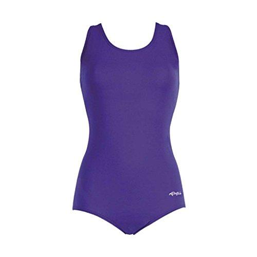 ervative Lap Suit Solid - Purple 290, 6 ()