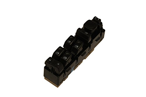 ACDelco 15883320 GM Original Equipment Front Door Lock and Side Window Switch with Mirror Switch and Module Ac Delco Window Switch