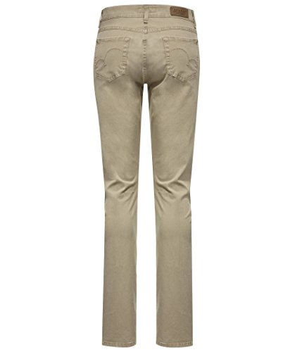 Long» Cici Pour Pantalon Femme Marron Jeans 80 Kaki Angels SYxp6gq