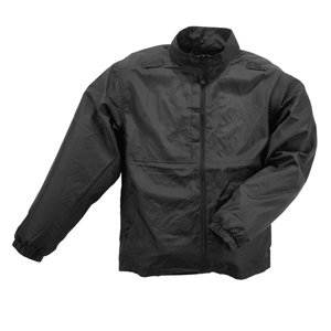 5.11 Tactical #48035 Packable Jacket (Black, 3X-Large) by 5.11