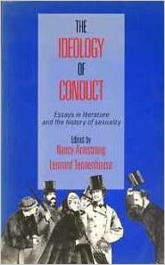 com the ideology of conduct essays on literature and the  the ideology of conduct essays on literature and the history of sexuality essays in literature and society