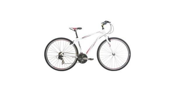 Indigo Verso S1 – Bicicleta híbrida, 44,5 cm de hombre.: Amazon.es ...