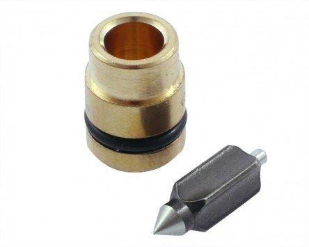 Válvula de flotador y aguja Stage6, para Mikuni TM24: Amazon.es: Coche y moto
