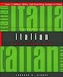 Italian Self Teaching 2nd Edition with Italian Cassette Set, Lèbano, Edoardo A. and L+bano, Edoardo A., 0471206970
