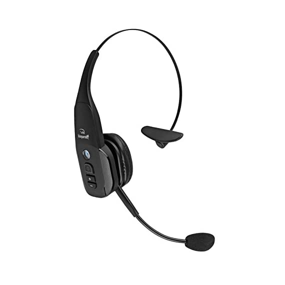 VXi BlueParrott B350-XT 95% Noise Canceling Bluetooth Headset (Renewed) 1 Talk for 24 hours, and charge via micro USB. Use VXi Updater to keep your B350-XT up to date with the latest firmware. New Parrott Button can be set to your choice of mute, speed dial and more. Be heard clearly everywhere with the industry's best noise canceling (95%).