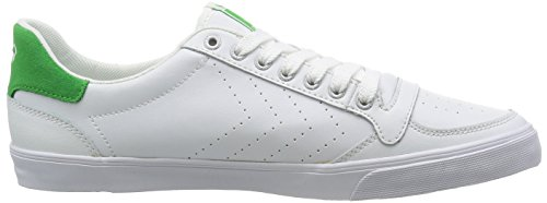 9208 Slimmer White Green Ace Wei Basses Baskets Stadil Hummel Mixte Adulte gWvTPCqPxw