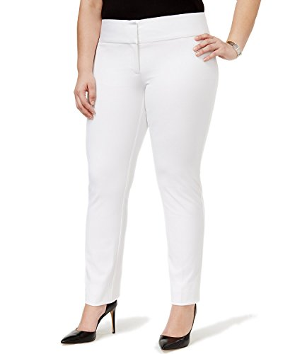 Alfani Plus Size Straight-Leg Pants (14W) from Alfani