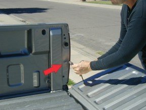 Gate Keeper Tailgate Security for Ford Trucks