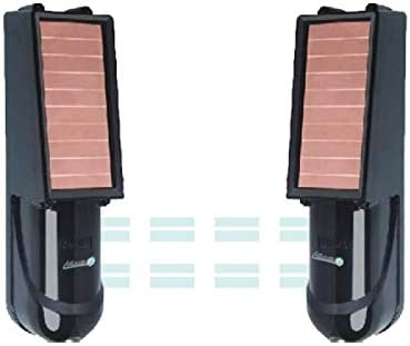 Barrière Infrarouge sans Fil IP-Solar 60 - Iprotect ...