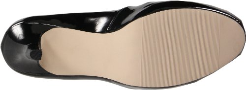 Madden Girl  Getta, Damen Pumps Beige hautfarben Black Patent