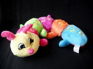 Singing Plush Caterpillar by Play Right